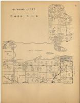 Map Image 008, Green Lake County 1951